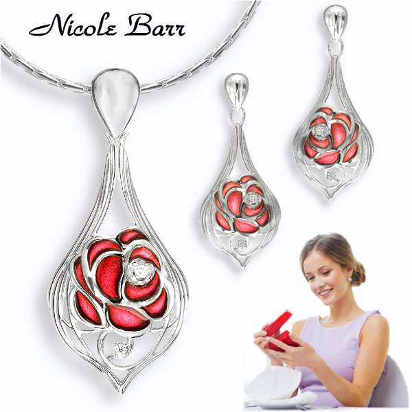 Nicole Barr Rose Jewelry