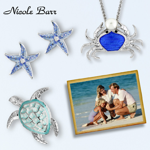 Ocean Treasure Collection by Nicole Barr