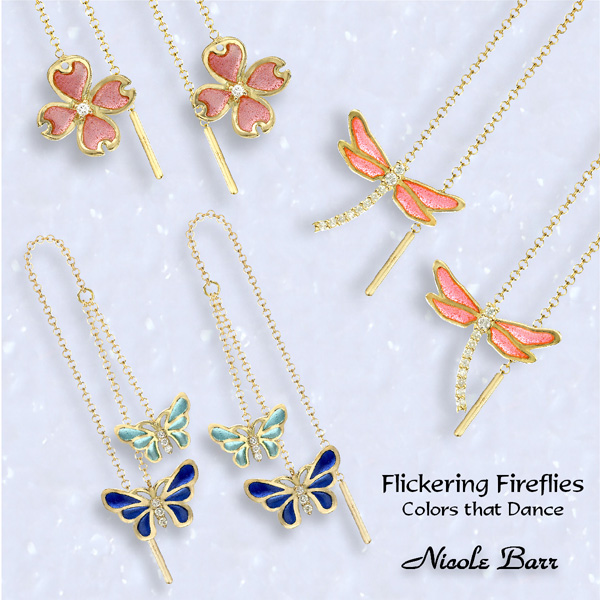 Flicker Fireflies Collection by Nicole Barr