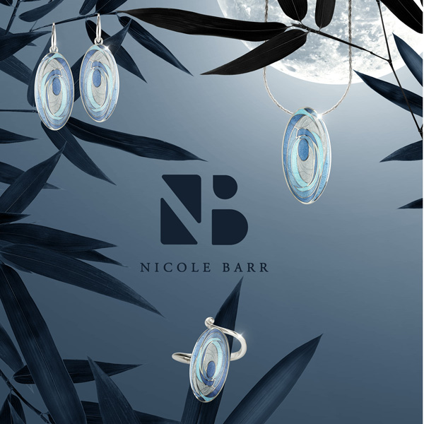 Nicole Barr Abstract Jewelry